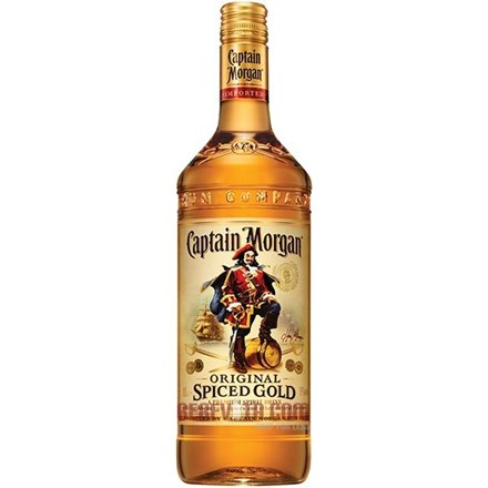 CAPTAIN MORGAN SPICED GOLD 1L CAPTAIN MORGAN SPICED GOLD 1L