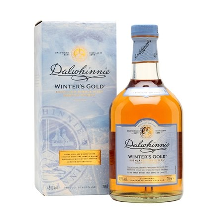 DALWHINNIE WINTER'S GOLD 700ML DALWHINNIE WINTER'S GOLD 700ML