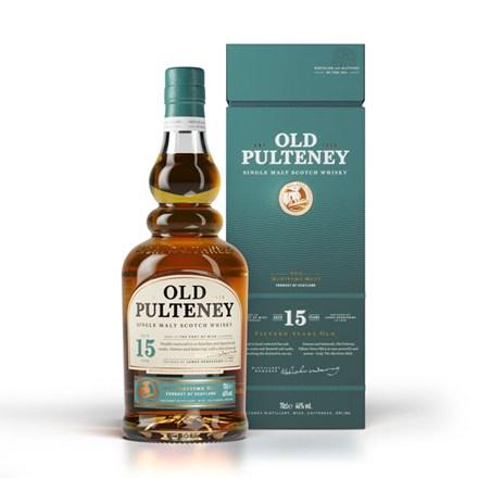Old Pulteney 15yo 700ml Old Pulteney 15yo 700ml