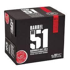 BARREL 51 12PK BTL BARREL 51 12PK BTL