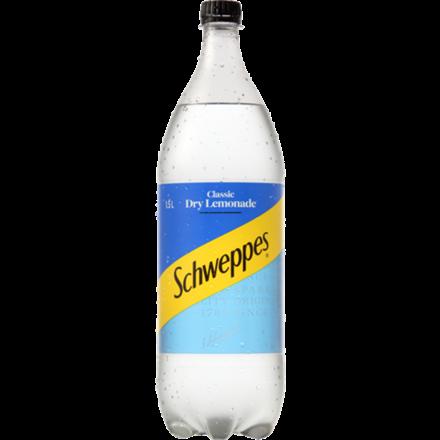 schweppes dry lemonade 1.5 Ltr schweppes dry lemonade 1.5 Ltr