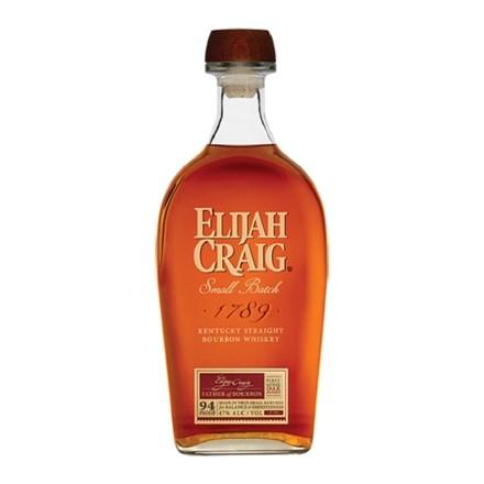 ELIJAH CRAIG SMALL BATCH 750ML ELIJAH CRAIG SMALL BATCH 750ML