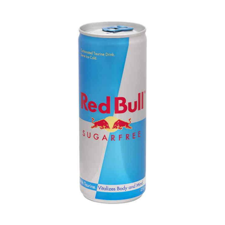 RED BULL ENERGY NO SUGAR 25OML CAN RED BULL ENERGY NO SUGAR 25OML CAN