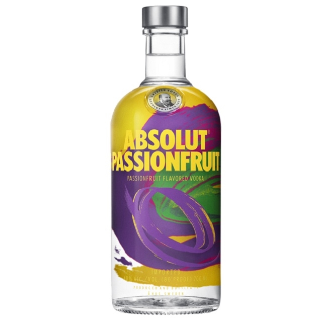Absolut Passionfruit 700ml
