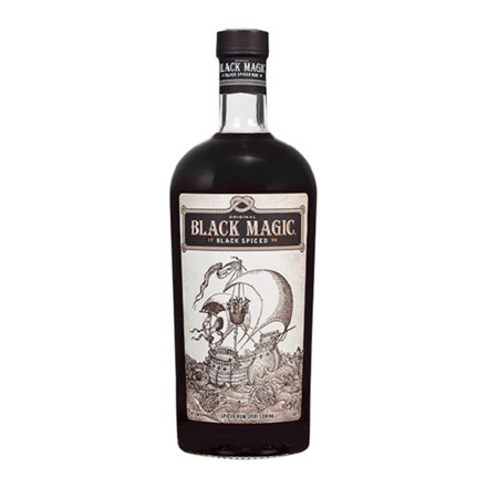 BLACK MAGIC SPICED RUM 700ML BLACK MAGIC SPICED RUM 700ML