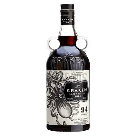 Kraken Spiced Rum 1Ltr Kraken Spiced Rum 1Ltr