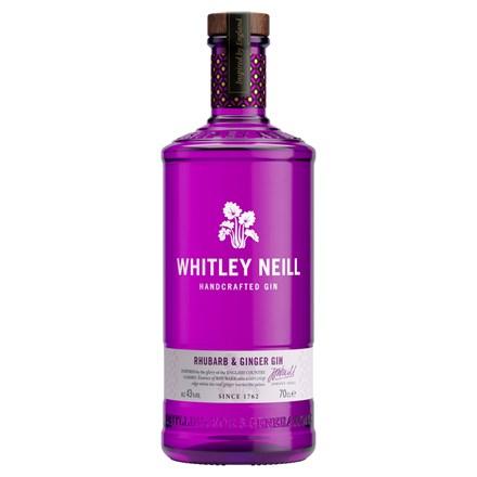 WHITLEY NEILL RHUBARB GIN 700ML WHITLEY NEILL RHUBARB GIN 700ML