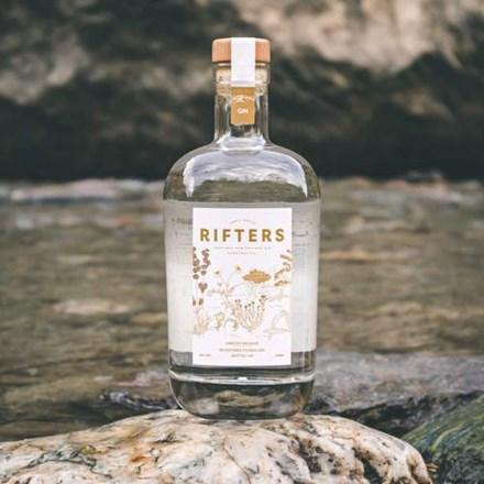 Rifters Blossomed Gin 700ml Rifters Blossomed Gin 700ml