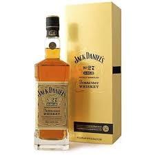 JACK DANIEL'S 27 GOLD 700ML JACK DANIEL'S 27 GOLD 700ML