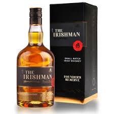 THE IRISHMAN FOUNDER RES 700ML THE IRISHMAN FOUNDER RES 700ML