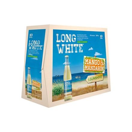 LONG WHITE MANGO & MANDARIN 10PK BTLS LONG WHITE MANGO & MANDARIN 10PK BTLS