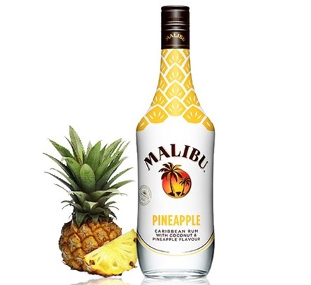 MALIBU PINEAPPLE 700ML MALIBU PINEAPPLE 700ML