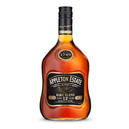 APPLETON  ESTATE 12 YEARS RUM 700ML APPLETON  ESTATE 12 YEARS RUM 700ML