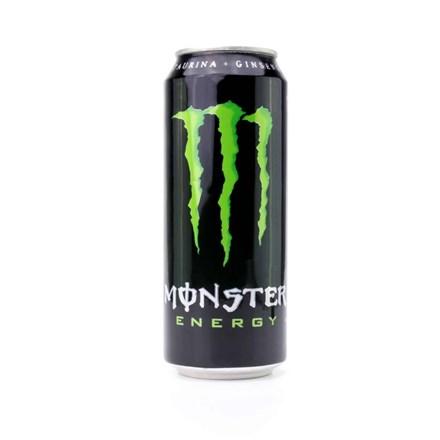 MONSTER ENERGY 500ML CAN MONSTER ENERGY 500ML CAN