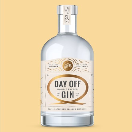 DAY OFF GIN 750ML DAY OFF GIN 750ML