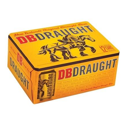 DB DRAUGHT 12PK CAN DB DRAUGHT 12PK CAN