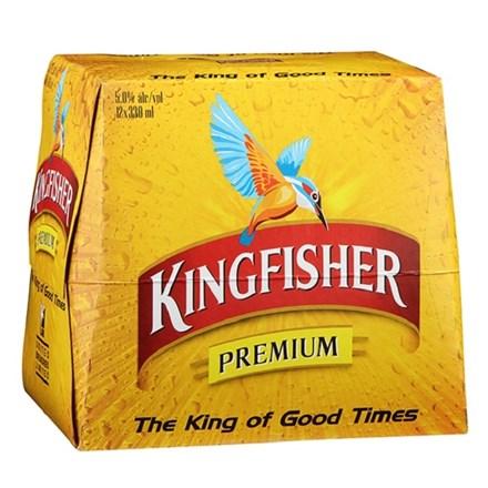 KINGFISHER 12PK KINGFISHER 12PK
