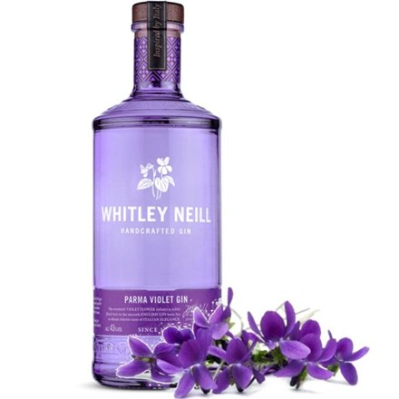 WHITLEY NEILL PARMA VIOLET GIN 700ML WHITLEY NEILL PARMA VIOLET GIN 700ML