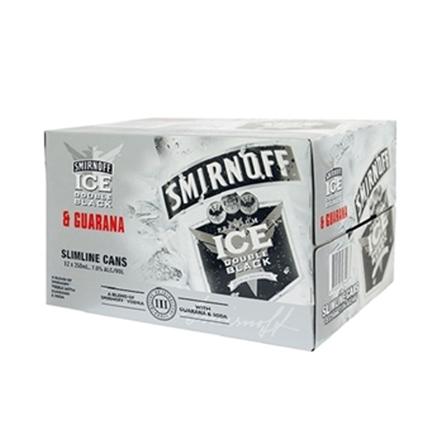 Smirnoff GUARANA 12PK CANS Smirnoff GUARANA 12PK CAN