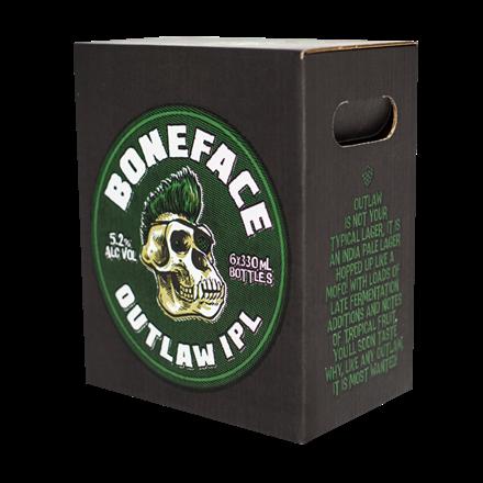 Boneface IPL 6pk 330ml Boneface IPL 6pk 330ml