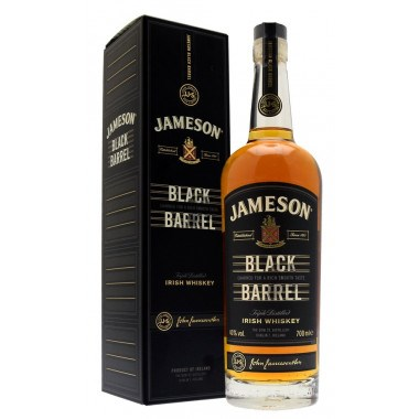 JAMESON BLACK BARREL 700ML JAMESON BLACK BARREL 700ML