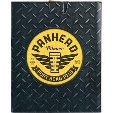 PANHEAD PILSNER 6 PACK BOTTLE PANHEAD PILSNER 6 PACK BOTTLE