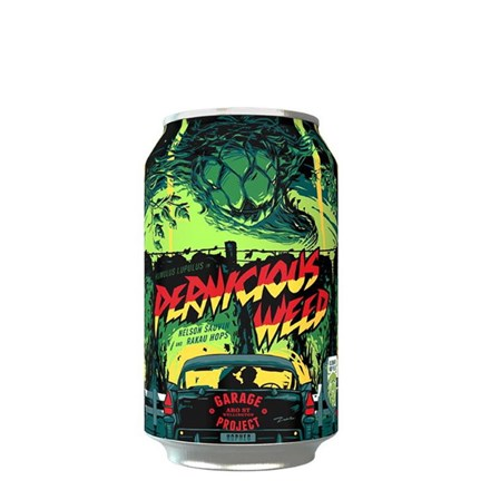 GP PERNICIOUS WEED 330 ML CAN GP PERNICIOUS WEED 330 ML CAN