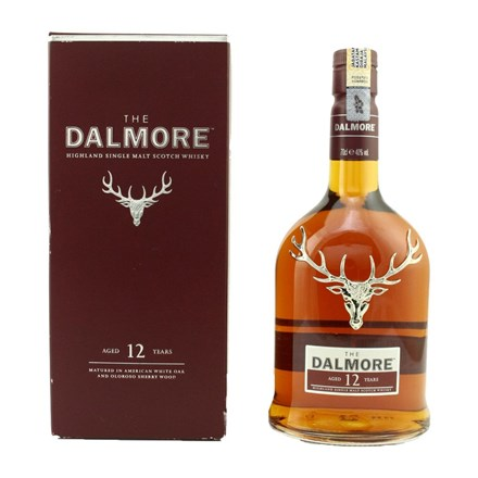 THE DALMORE 12 YEARS THE DALMORE 12 YEARS