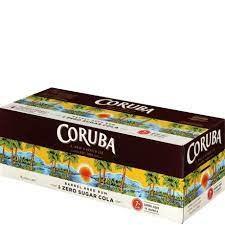 Coruba 10pk No Sugar Cans Coruba 10pk No Sugar Cans