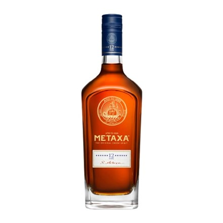 METAXA 12 STAR 700ML METAXA 12 STAR 700ML
