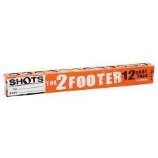 Shot The2Footer 12 x 30ml Shot The2Footer 12 x 30ml