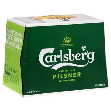 CARLSBERG 15PK CARLSBERG 15PK
