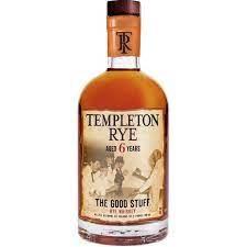 TEMPLETON RYE 6 YEARS 700ML TEMPLETON RYE 6 YEARS 700ML