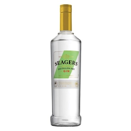 SEAGERS GIN & LIME 1L SEAGERS GIN & LIME 1L