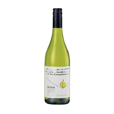 FAT BIRD CHARDONNAY 750ML FAT BIRD CHARDONNAY 750ML