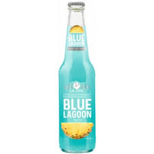 LE COQ BLUE LAGOON 4X330ML BTLS LE COQ BLUE LAGOON 4X330ML BTLS