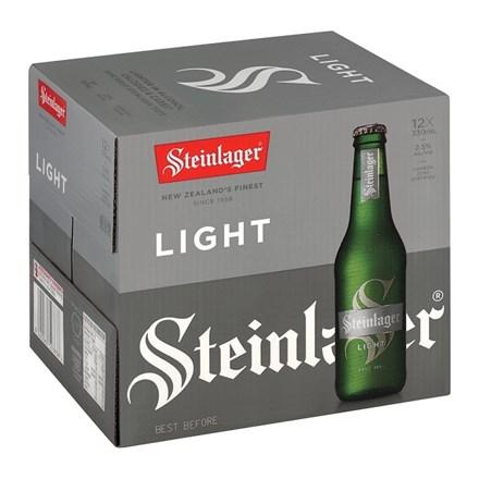 STEINLAGER PURE LIGHT 12 PK STEINLAGER PURE LIGHT 12 PK