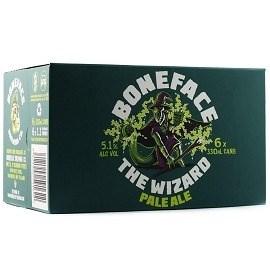 Boneface The Wizard Pale Ale 6pk Cans Boneface The Wizard Pale Ale 6pk Cans