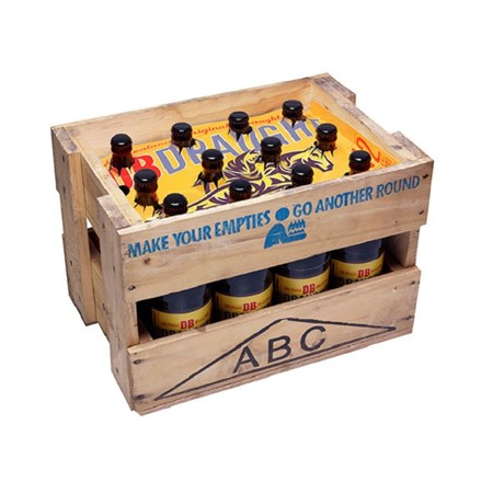 DB DRAUGHT SWAPPA CRATE 12 X 745ML DB DRAUGHT SWAPPA CRATE 12 X 745ML