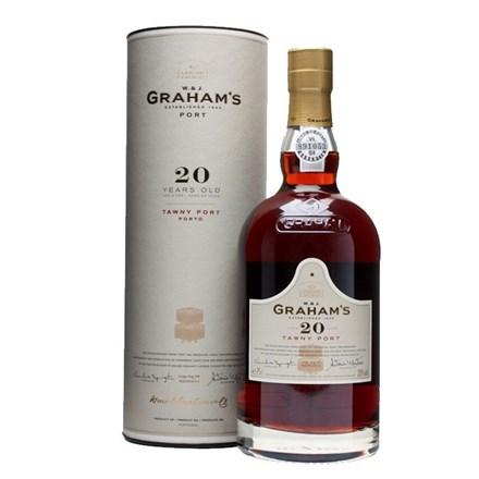 Graham's 20 Year Old Tawny Port 750ml Graham's 20 Year Old Tawny Port 750ml
