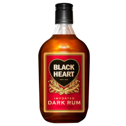 BLACK HEART 375ML BLACK HEART 375ML