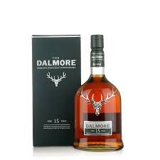 THE DALMORE 15 YEARS THE DALMORE 15 YEARS