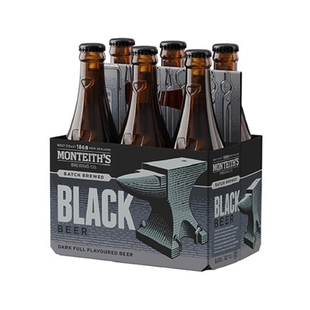 MONTEITHS BLACK BEER 6PK MONTEITHS BLACK BEER 6PK