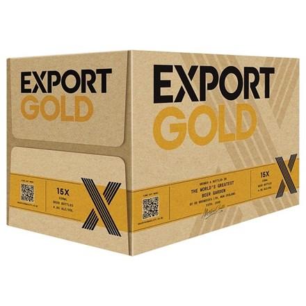 EXPORT GOLD 15 PK BTLS EXPORT GOLD 15 PK BTL