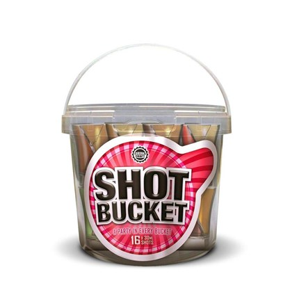 Drink Craft Shot Bucket 16 x 30ml Drink Craft Shot Bucket 16 x 30ml