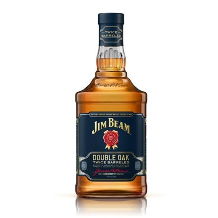 JIM BEAM DOUBLE OAK 1LTR JIM BEAM DOUBLE OAK 1LTR