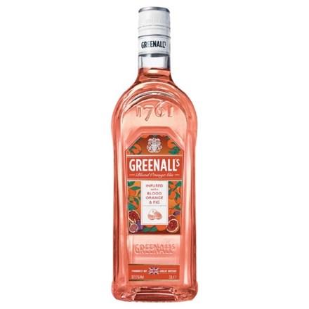 GREENALLS BLOOD ORANGE GIN 1LTR GREENALLS BLOOD ORANGE GIN 1LTR