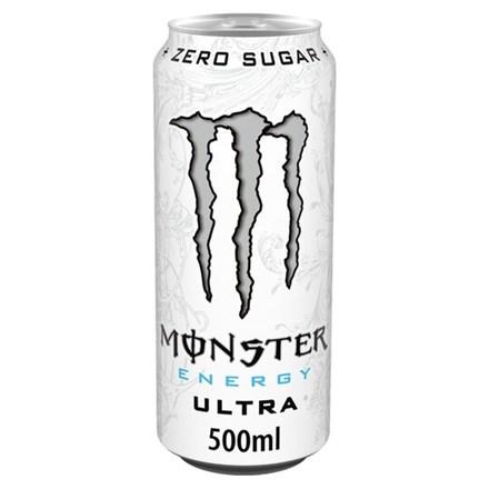 MONSTER ULTRA 500ML CAN MONSTER ULTRA 500ML CAN