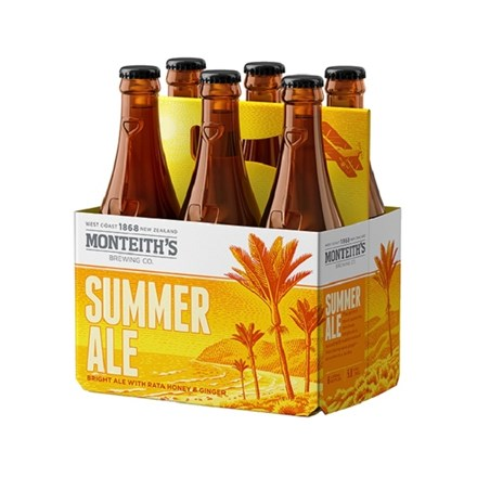 MONTEITHS SUMMER ALE 6PK MONTEITHS SUMMER ALE 6PK