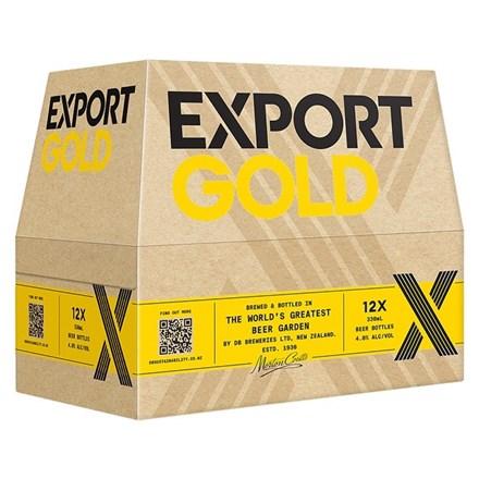 EXPORT GOLD 12 PK EXPORT GOLD 12 PK